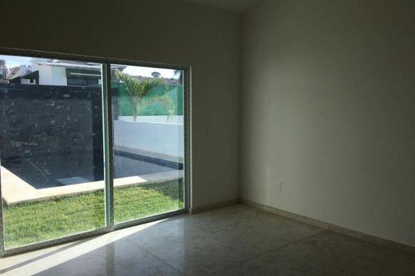 Foto de casa en venta en  , lomas de cocoyoc, atlatlahucan, morelos, 5831650 No. 10