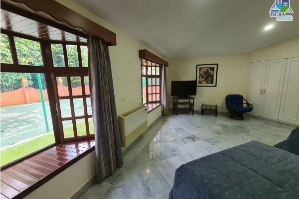 Foto de casa en venta en  , lomas de cocoyoc, atlatlahucan, morelos, 5949442 No. 18