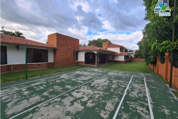 Foto de casa en venta en  , lomas de cocoyoc, atlatlahucan, morelos, 5949442 No. 26