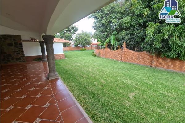 Foto de casa en venta en  , lomas de cocoyoc, atlatlahucan, morelos, 5949442 No. 30