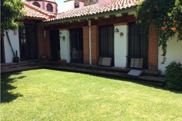 Foto de casa en venta en  , lomas de cocoyoc, atlatlahucan, morelos, 5963678 No. 01