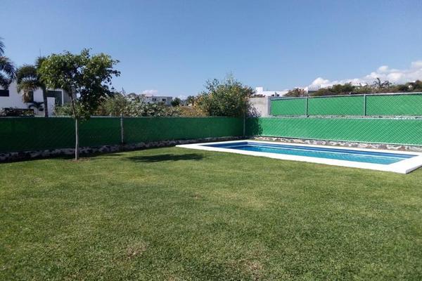 Foto de casa en venta en  , lomas de cocoyoc, atlatlahucan, morelos, 6188408 No. 14