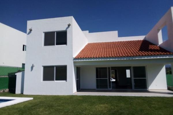 Foto de casa en venta en  , lomas de cocoyoc, atlatlahucan, morelos, 6188702 No. 01