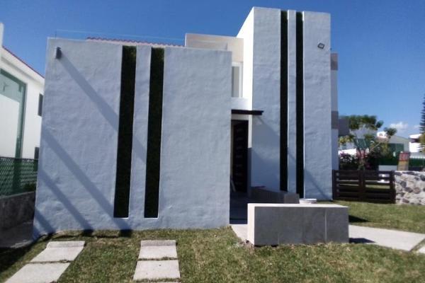 Foto de casa en venta en  , lomas de cocoyoc, atlatlahucan, morelos, 6188961 No. 01