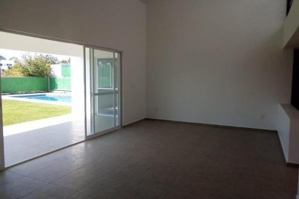 Foto de casa en venta en  , lomas de cocoyoc, atlatlahucan, morelos, 6189097 No. 02