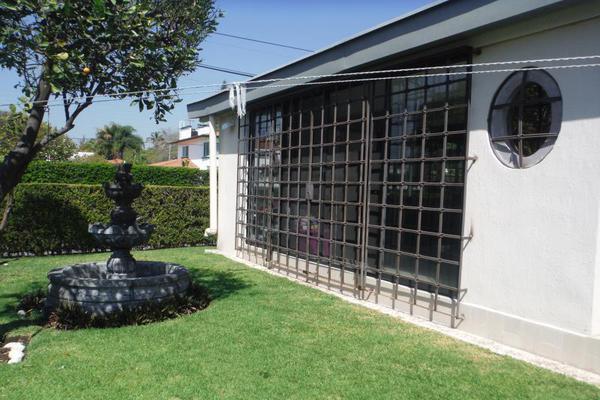 Foto de casa en venta en  , lomas de cocoyoc, atlatlahucan, morelos, 7480117 No. 10