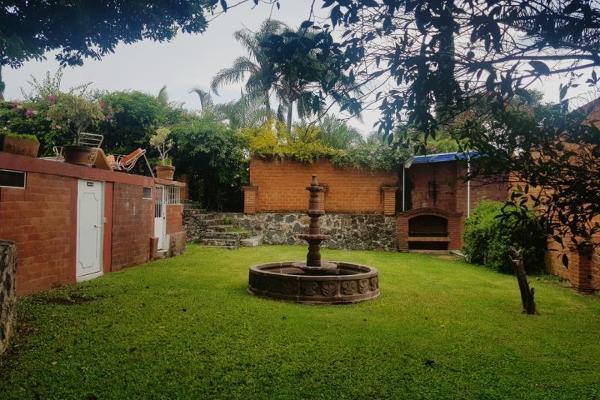 Foto de casa en venta en  , lomas de cocoyoc, atlatlahucan, morelos, 8842607 No. 22
