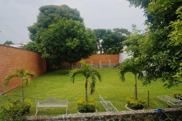 Foto de casa en venta en  , lomas de cocoyoc, atlatlahucan, morelos, 8842607 No. 24