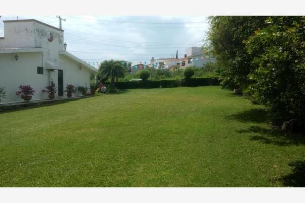 Foto de casa en venta en  , lomas de cocoyoc, atlatlahucan, morelos, 8842730 No. 25