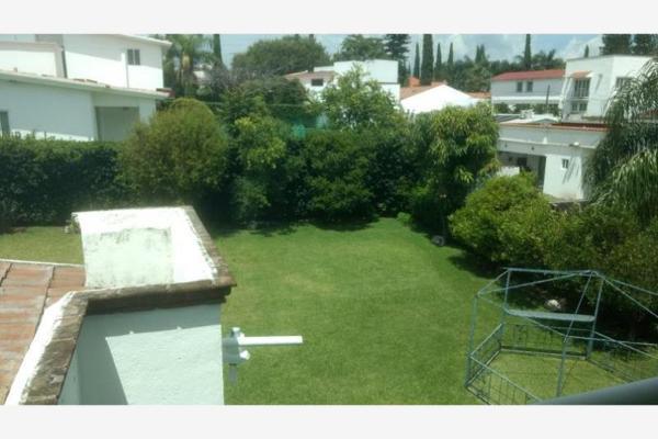 Foto de casa en venta en  , lomas de cocoyoc, atlatlahucan, morelos, 8842730 No. 26