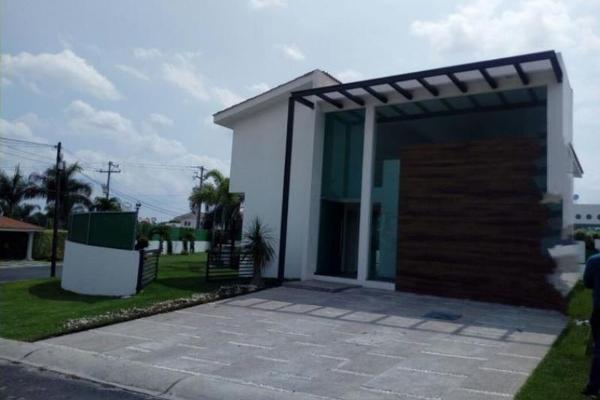 Foto de casa en venta en  , lomas de cocoyoc, atlatlahucan, morelos, 8844108 No. 01