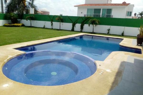Foto de casa en venta en  , lomas de cocoyoc, atlatlahucan, morelos, 8844108 No. 20