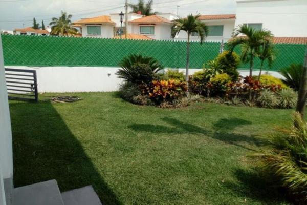 Foto de casa en venta en  , lomas de cocoyoc, atlatlahucan, morelos, 8844108 No. 22
