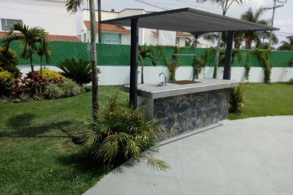 Foto de casa en venta en  , lomas de cocoyoc, atlatlahucan, morelos, 8844108 No. 25