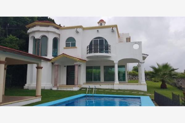 Foto de casa en venta en  , lomas de cocoyoc, atlatlahucan, morelos, 8845025 No. 01