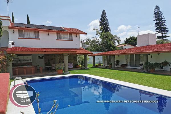 Foto de casa en renta en lomas de cocoyoc , lomas de cocoyoc, atlatlahucan, morelos, 19366895 No. 01