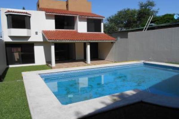 Foto de casa en venta en lomas de cortes , brisas de cuernavaca, cuernavaca, morelos, 6180456 No. 01
