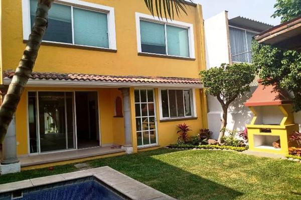 Foto de casa en venta en  , lomas de cortes, cuernavaca, morelos, 6203170 No. 01