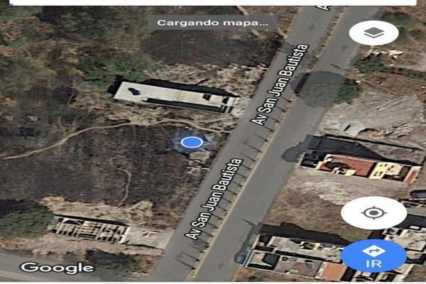 Foto de terreno habitacional en venta en lomas de cuautitlan 1, lomas de san francisco tepojaco, cuautitlán izcalli, méxico, 8871516 No. 05