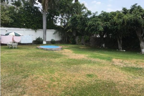 Foto de terreno habitacional en venta en  , 3 de mayo, emiliano zapata, morelos, 5404610 No. 01