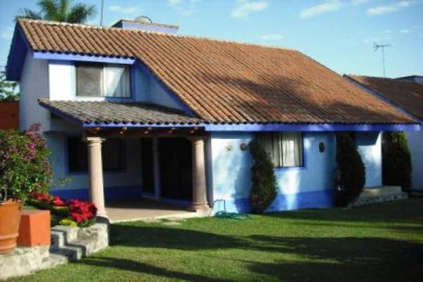 Foto de casa en renta en  , lomas de cuernavaca, temixco, morelos, 5658444 No. 01