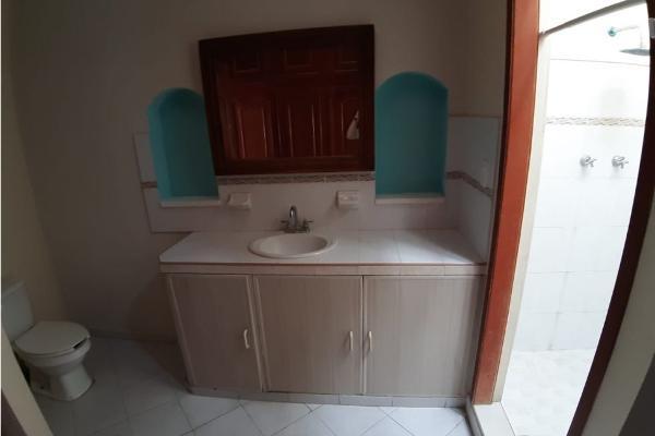 Foto de casa en renta en  , lomas de holche, carmen, campeche, 5909873 No. 14