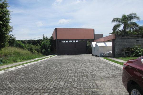 Foto de terreno habitacional en venta en  , lomas de jiutepec, jiutepec, morelos, 0 No. 04