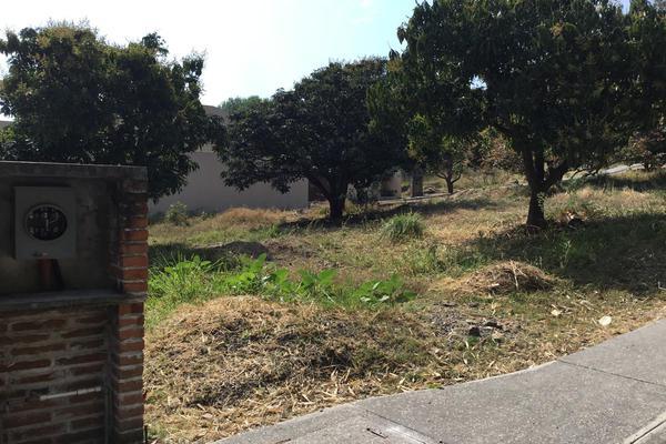 Foto de terreno habitacional en venta en  , lomas de jiutepec, jiutepec, morelos, 7962735 No. 04