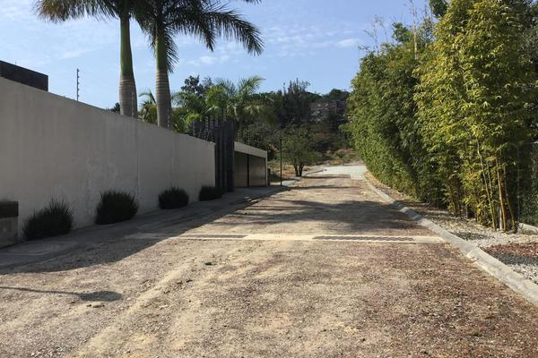 Foto de terreno habitacional en venta en  , lomas de jiutepec, jiutepec, morelos, 7962735 No. 05