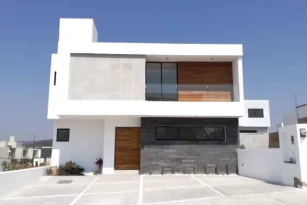 Foto de casa en venta en lomas de juriquilla , loma juriquilla, querétaro, querétaro, 14033442 No. 01