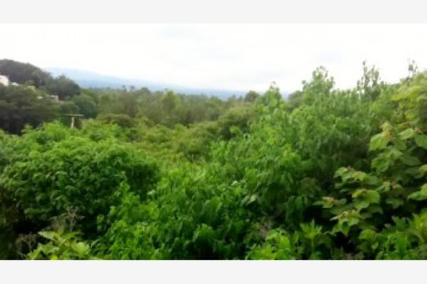 Foto de terreno habitacional en venta en  , lomas de la selva, cuernavaca, morelos, 6168418 No. 01