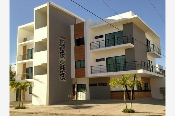 Foto de departamento en venta en  , lomas de mazatlán, mazatlán, sinaloa, 7541398 No. 01