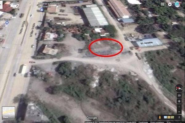Foto de terreno habitacional en venta en  , lomas de oriente, ciudad valles, san luis potosí, 0 No. 01