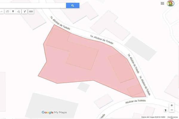 Foto de terreno habitacional en venta en  , lomas de reforma, miguel hidalgo, df / cdmx, 9116570 No. 04