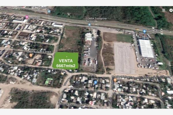 Foto de terreno habitacional en venta en  , lomas de río medio iv, veracruz, veracruz de ignacio de la llave, 5813045 No. 02