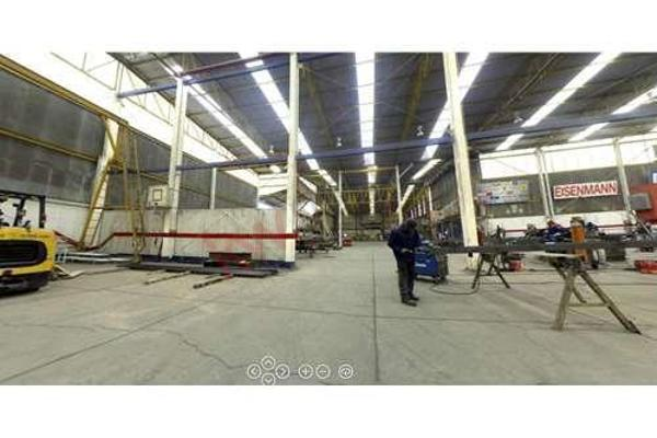 Foto de nave industrial en renta en  , lomas de san juan, cuautlancingo, puebla, 8855932 No. 10