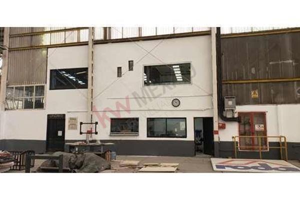 Foto de nave industrial en renta en  , lomas de san juan, cuautlancingo, puebla, 8855932 No. 13