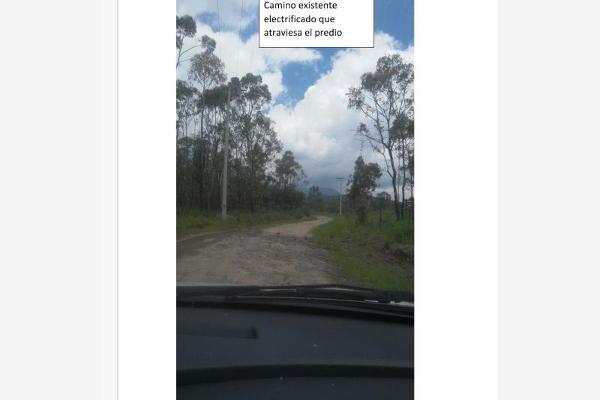 Foto de terreno comercial en venta en lomas de santa fe 0, san miguel coatlinchán, texcoco, méxico, 5285320 No. 01
