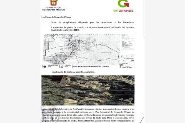 Foto de terreno comercial en venta en lomas de santa fe 0, san miguel coatlinchán, texcoco, méxico, 5285320 No. 03