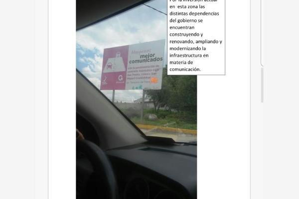 Foto de terreno comercial en venta en lomas de santa fe 0, san miguel coatlinchán, texcoco, méxico, 5285320 No. 05
