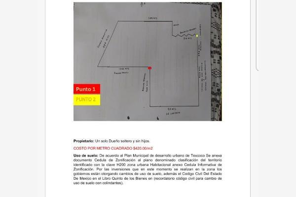 Foto de terreno comercial en venta en lomas de santa fe 0, san miguel coatlinchán, texcoco, méxico, 5285320 No. 06