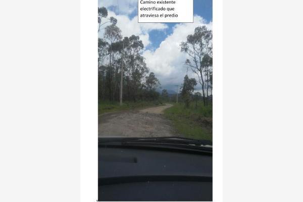 Foto de terreno comercial en venta en lomas de santa fe 0, san miguel coatlinchán, texcoco, méxico, 5285320 No. 07