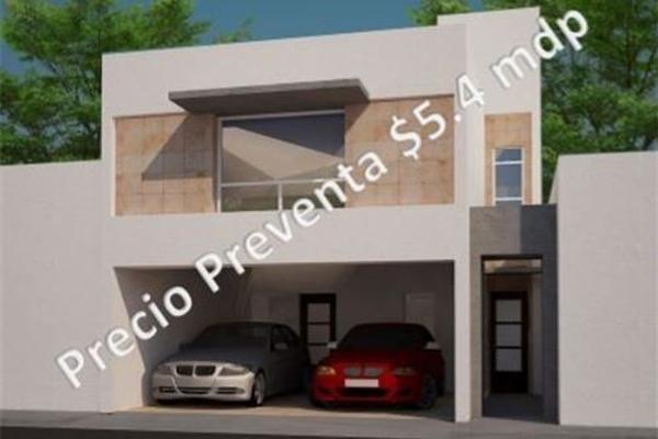 Foto de casa en venta en  , lomas de tampiquito, san pedro garza garcía, nuevo león, 2633925 No. 01