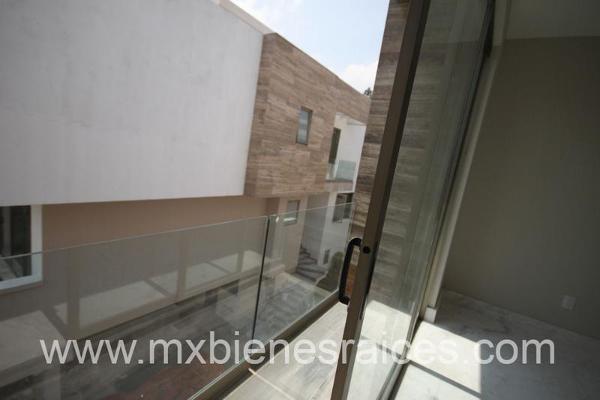 Foto de casa en venta en  , lomas de tecamachalco, naucalpan de juárez, méxico, 12837000 No. 16
