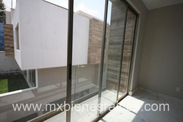 Foto de casa en venta en  , lomas de tecamachalco, naucalpan de juárez, méxico, 12837000 No. 19