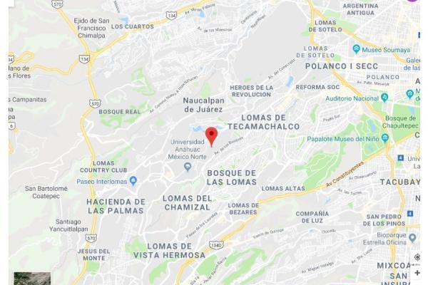 Foto de terreno habitacional en venta en  , lomas de tecamachalco, naucalpan de juárez, méxico, 5816703 No. 04