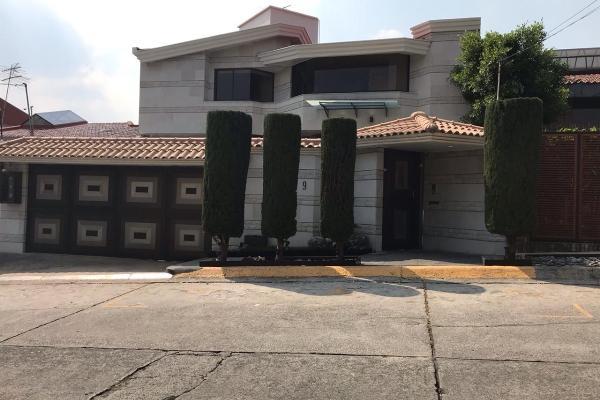 Foto de casa en renta en  , lomas de tecamachalco sección bosques i y ii, huixquilucan, méxico, 6154310 No. 01