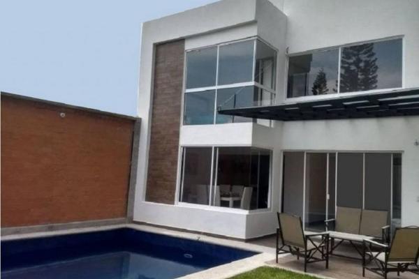 Foto de casa en venta en  , lomas de trujillo, emiliano zapata, morelos, 5678353 No. 01