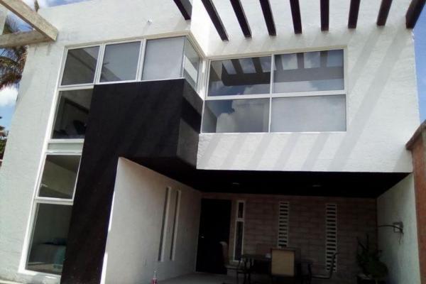 Foto de casa en venta en  , lomas de trujillo, emiliano zapata, morelos, 5678353 No. 02