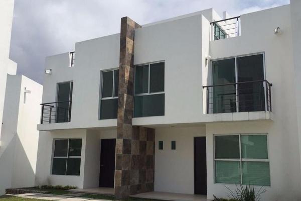 Foto de casa en venta en  , lomas de trujillo, emiliano zapata, morelos, 8003552 No. 01